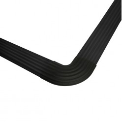 Office - 90° Curve for 85160 Cable Crossover 4-канальный