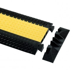 3 - End Ramp for 85002 Cable Protector 3-канальный